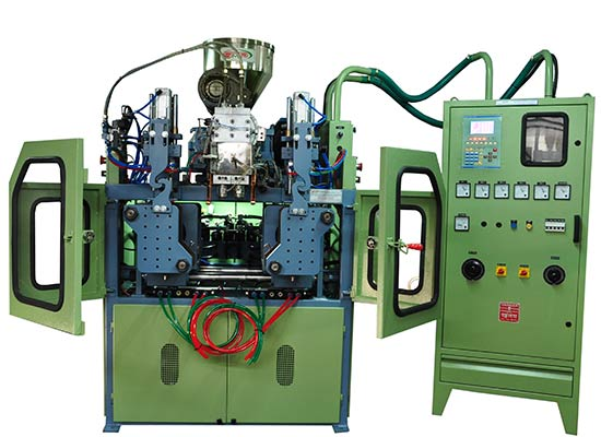 500ml Double Station blow moulding machine