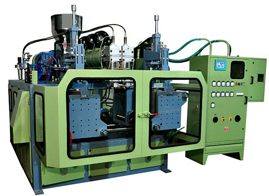 5ltr Double Station blow moulding machine