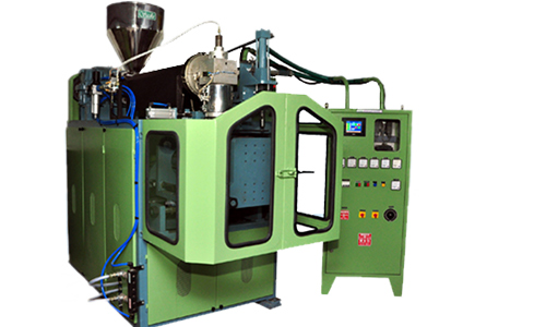2l single station blow moulding machine manufacturer in india