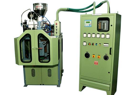 500ml Single Station Blow Moulding Machine machine manufacturer in gujarat