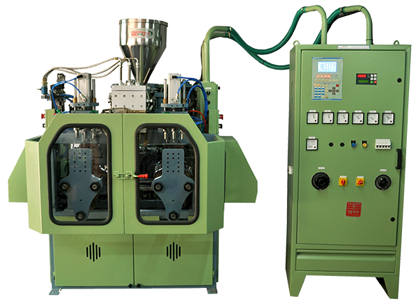 plastic blow moulding machine manufacturer in gujarat