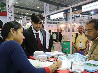 sadhi machinery at plast india plastic machinery expo