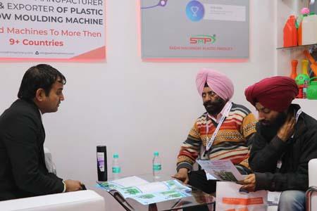 smp at indiaplast 2019 delhi